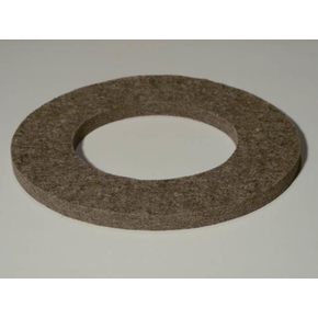 The Klangauge felt ring for perfect stand and sound